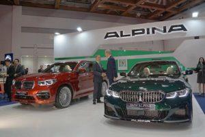 Alpina B3 Limousine Diluncurkan, Ini Spesifikasinya